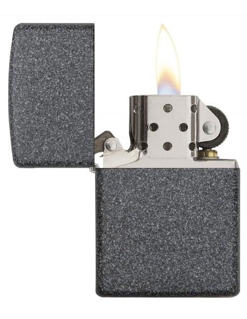 Original Zippo Upaljač Classic Iron Stone 211