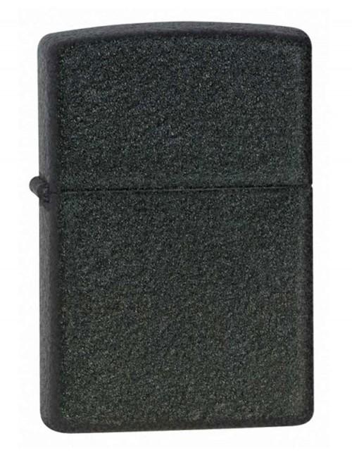 Original Zippo Upaljač Classic Black Crackle 236